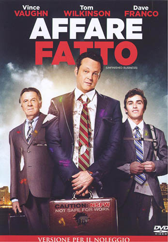 Affare fatto - dvd ex noleggio distribuito da 20Th Century Fox Home Video