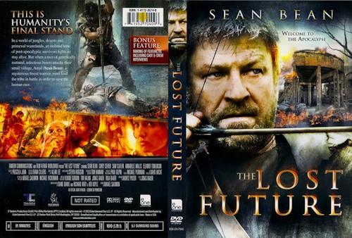 The lost future - dvd ex noleggio distribuito da Sony Pictures Home Entertainment