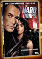 The hard corps - dvd ex noleggio distribuito da