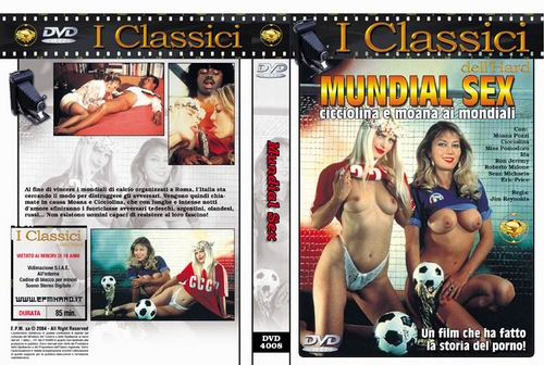 Mundial sex - dvd hard nuovi distribuito da