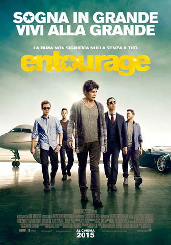 Entourage - dvd ex noleggio distribuito da Warner Home Video