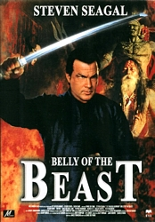 Belly of the beast - dvd ex noleggio distribuito da