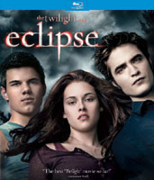 Eclipse - The twilight saga BD - BLU-RAY EX NOLEGGIO