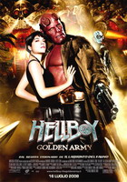 Hellboy - the golden army - DVD EX NOLEGGIO