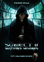 Subject 0 -  Shattered Memories - dvd ex noleggio