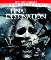 The Final Destination - blu-ray ex noleggio