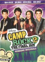 Camp Rock 2 - The final Jam - dvd ex noleggio