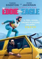 Eddie the eagle - dvd ex noleggio