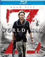 World war z  - blu-ray ex noleggio