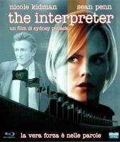 The interpreter - blu-ray ex noleggio