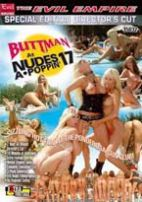 BUTTMAN AT NUDES A POPPIN' 17 - dvd hard ex noleggio
