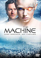 The Machine - dvd ex noleggio