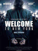 Welcome To New York - dvd ex noleggio